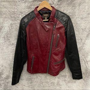 Danier Faux Leather Jacket